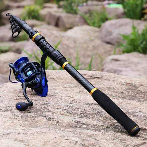 Troutboy Fishing Rod and Reel Combo