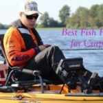 Best Fish Finder for Crappie Fishing in 2021 [Buyer's Guide]