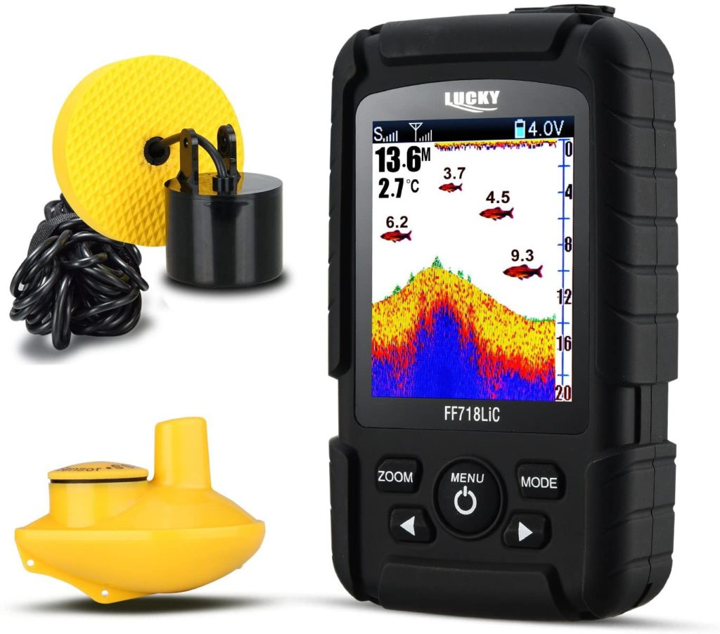 Lucky Fish Finder FF718LiC