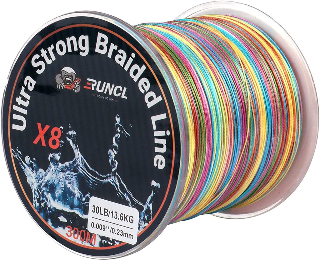 RUNCL Ultra Strong Braided Line